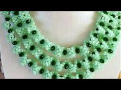 Dutch Spiral Necklace Tutorial - YouTube