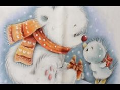 Coisas de Natal (P/ em Tecido) - YouTube