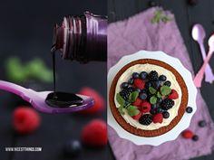 Veras Berry Layer Cake sieht nicht nur fantastisch aus :-)