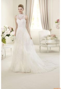 Vestidos de noiva Pronovias Urundey 2013