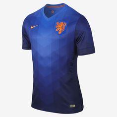 2014 Netherlands Match Men's Soccer Jersey