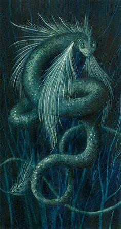 Katrina Sesum - Water Dragon