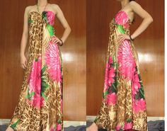 Sexy Secret Halter Dress Romance Long Maxi Dress by myuniverse,