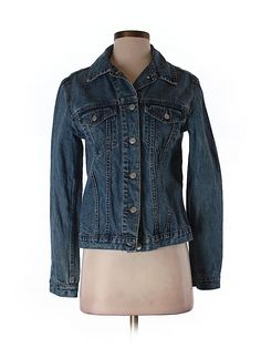 Check it out—Gap Denim Jacket for $23.99 at thredUP!