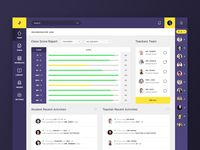 Student Task App designed by Aji Darmawan. Connect with them on Dribbble; the global community for designers and creative professionals. Student Dashboard, Dashboard Design, Class Design, Ui Design, Graphic Design, Schedule Design, Admin Panel, Dashboards, Web Application