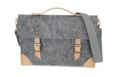 Felt Macbook 11 inch sleeve case Laptop bag with by etoidesign, $34.00