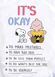 Snoopy and Charlie Brown Snoopy und Charlie Brown Meu Amigo Charlie Brown, Charlie Brown Und Snoopy, Charlie Brown Quotes, Snoopy Images, Snoopy Pictures, Positive Quotes, Motivational Quotes, Funny Quotes, Inspirational Quotes