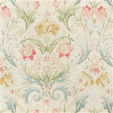Decorative Floral Fabrics by the Yard Curtain Fabric, Fabric Decor, Fabric Design, Curtains, Pink Removable Wallpaper, French Country Fabric, Taupe Walls, Waverly Fabric, Coral Fabric