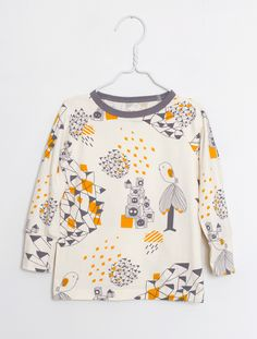 Surface Design, Floral Tops, Kids Outfits, My Style, Sweatshirts, Blouse, Children Clothing, Sweaters, Clothes