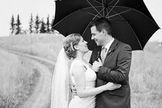 Wedding photographer's guide to shooting in the rain