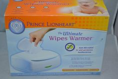 Baby Wipes Warmer The Ultimate Prince Lionheart  #PrinceLionheart
