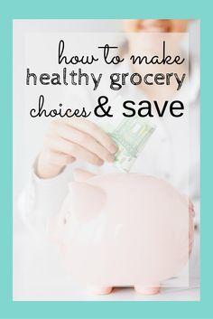 How I Make Grocery Shopping On A Budget Work-great ways to save money, and an idea to help you increase your savings regularly!