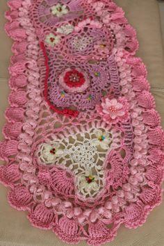 Freeform  Crochet Wrap  Wedding Shrug  Wearable Art par levintovich, $145.00