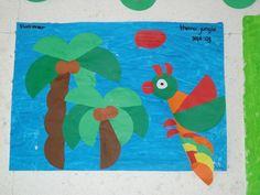 Jungle Animals, Art Classroom, Teacher, Kids Rugs, School, Crafts, Anchor, Professor, Manualidades
