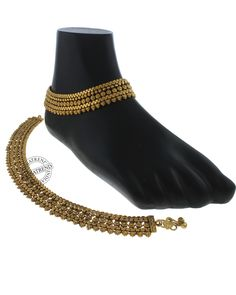 Risna Anklet Payal by indiatrendshop.com