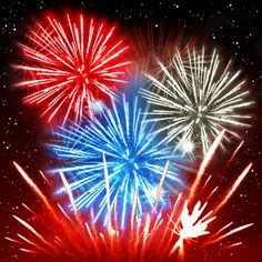Document (480×480) Happy Fourth Of July, July 4th, Firework Safety, 4th Of July Images, July Quotes, America Images, Happy Birthday America, 4th Of July Fireworks, Blue Fireworks
