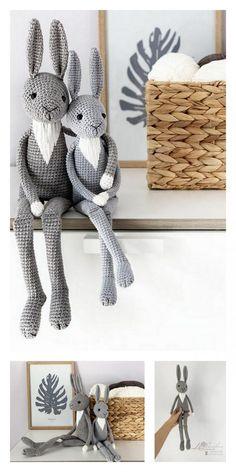 Amigurumi Mimi the Bunny in Hat Free Pattern – Free Amigurumi Patterns