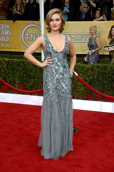 Amen couture. SAG Awards 2013 Red Carpet Photos: See The Fashion & Glittering Gowns! (PHOTOS)