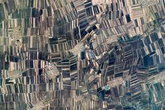 The Most Striking Satellite Images Found on Google Earth - BlazePress