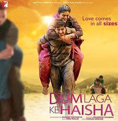Dum Laga Ke Haisha Hindi Blu Ray (Bollywood/ Cinema/ Movie/2015 Film)