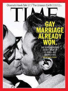 TIME April 8, 2013