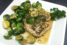 Fast Paleo » Dijon Chicken with Roasted Brussels Sprouts - Paleo Recipe Sharing Site