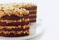 "German Chocolate Cake Recipe (This German chocolate cake recipe is drawing raves from everyone who's tried it. A sampling: ""Best cake I've ever eaten."" ""Wow!"" ""Fantastic."" ""It's moist, it's beautiful, love it!"" ""Sweet but not too sweet!"" ""even a novice could put this one together with great results."")"