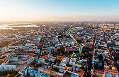 Tutustu Helsinkiin välillä yläilmoista käsin! Rantapallo listasi kaupungin 10 parasta näköalapaikkaa, jotka tekevät vaikutuksen ja takaavat upeat maisemakuvat.