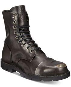 DIESEL Diesel Men's Hardkor Boots. #diesel #shoes # all men