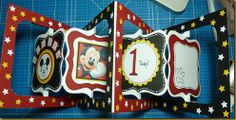 Begonia Crafts.: A Very Mickey Birthday……