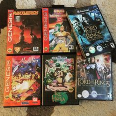 You'd like this one by ineedanewhandle #segagenesis #microhobbit (o) http://ift.tt/1WC1g80 game hunting today. Found 2 of my old favorite Genesis games Kings of Monsters 2 and Battletech. #sega  #battletech #disneyvideogames #snk #retrogamer #retrogaming #oldschoolgaming #gamecube #lotr #cometotazmania
