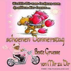McK Donnerstag GB für Jappy und Co mit BBCode Animiert. Ansehen bei   http://mckrampi.jimdo.com/g%C3%A4stebuchbilder-jappy-bildergalarie/jappy-gb-bilder/donnerstag/