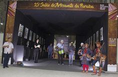 O evento acontece no Espaço Cultural, em João Pessoa