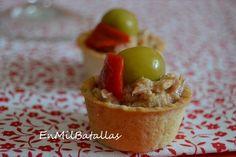 Catering Ideas, Muffin, Appetizers, Menu, Pudding, Breakfast, Desserts, Food, Mini Tartlets