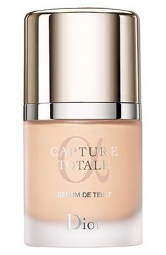 Dior 'Capture Totale' Triple Correcting Serum Foundation available at #Nordstrom