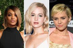 Best Short Hair Celebrity Haircuts - Short Hair Styles | Teen Vogue