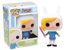 Pop! Television: Fiona - Adventure Time Bobble Heads