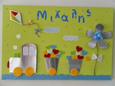 Sugarbaby Art: Παιδικοί πίνακες