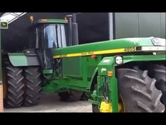 biggest john deere tractor in the world, amazing agriculture technology,...