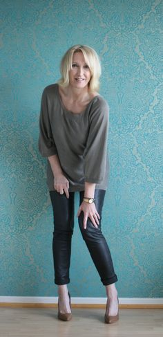 winter fashion for older women - Google Search