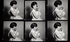Jackie Kennedy & Baby John-Photo by Richard Avedon