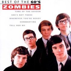 Zombies #forthosewholiketorock