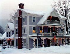 The Old Stagecoach Inn Waterbury, Vt 05676
