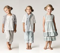 summer range from noa noa miniature: My sister-in-law from Sweden introduced us to this cute company of clothing.