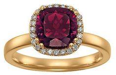Ein einfach nur traumhafter Ring von CHRIST Gold! www.christ.de