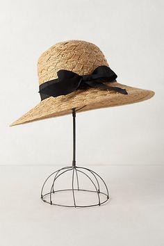 Island Inn Sun Hat - anthropologie.com #pintowin #anthropologie