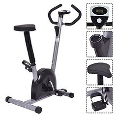 Goplus Exercise Bike Cardio Fitness Cycling Machine Gym Workout Training Stationary Indoor Cycling Bike *** Click image for more details. (This is an affiliate link) Exercise Bike For Sale, Exercise Equipment For Sale, Cardio Equipment, Recumbent Bike Workout, Cycling Workout, Gym Workouts, Workout Exercises, Fitness Exercises, Fitness Studio Training