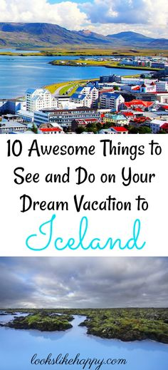 I Dream of Iceland -