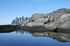Senja Norway, Troms