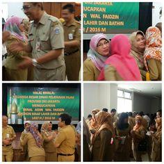HALAL BIHALAL DI DINAS PELAYANAN PAJAK PROV. DKI JAKARTA